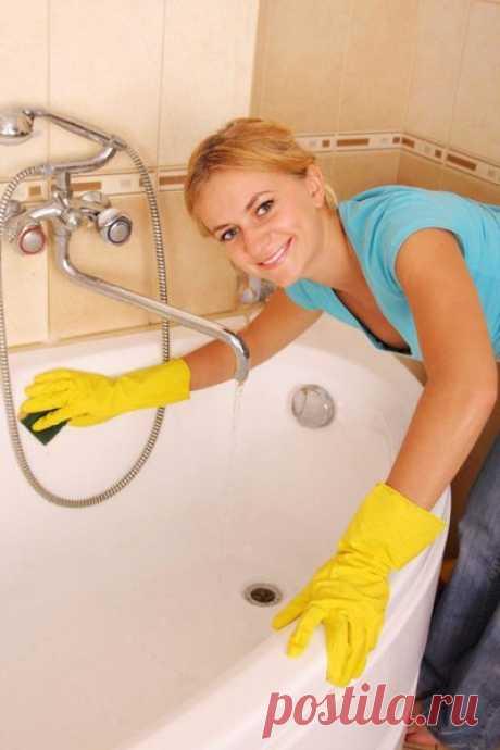 Ваша ванна всегда будет белоснежной | Полезные советы | Яндекс Дзен