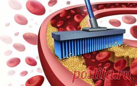 2 натуральных компонента могут помочь очистить сосуды и сберечь ваше сердце