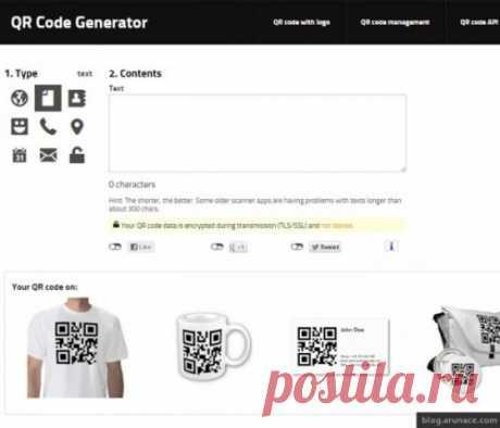 15 лучших сайтов для генерации QR-кодов онлайн | Новичку