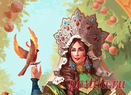 Василиса Горыновна, сыщица или принцесса из далекого царства. Сказка | Сказки из Тридевятого царства | Яндекс Дзен