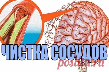 3 несложных рецепта народной медицины для сосудов головного мозга - Я ЗДОРОВ! - медиаплатформа МирТесен
