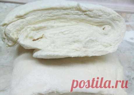 Слоеное тесто (бездрожжевое, очень простое) - пошаговый рецепт с фото. Автор рецепта Ксения Белошицкая . - Cookpad