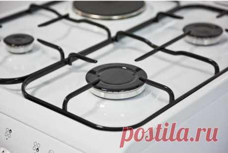 Впервые попробовала и вам пригодиться способ очищения решеток от газовой плиты безо всяких средств от жирного налета | О вкусах и цветах | Яндекс Дзен