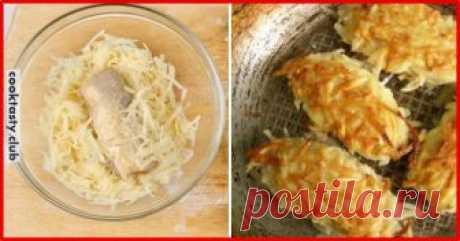 «Гомельская» котлета - вкусное разнообразие на Вашем столе «Гомельские» котлеты – это прекрасный рецепт для тех, кто любит котлеты, но уже устал от их традиционного вкуса. Это блюдо порадует хрустящей корочкой, сочной грибной начинкой и оригинальным, запоминающимся вкусом. «Гомельские» котлеты могут легко украсить праздничный стол и просто разнообразят ваше повседневное меню. Состав 500 гр куриного филе (свинины); 250-300 гр шампиньонов; 100 гр твердого …