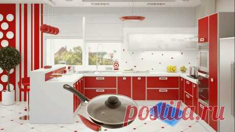 5 способов очистить сковороду с антипригарным покрытием домашними средствами | Пенсионерка из глубинки | Яндекс Дзен