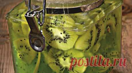 Варенье из киви и лимонов, пошаговый рецепт с фото