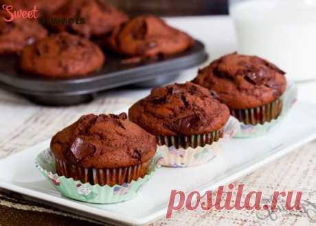 Шоколадные кексы | Sweet Twittes