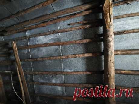 Старинный дедовский утеплитель чердака оказался эффективнее современных материалов. Провели эксперимент | Посад | Яндекс Дзен