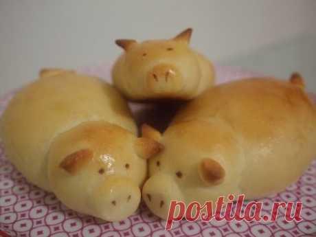 How To Make BBQ Pork Buns The Porky Way!
