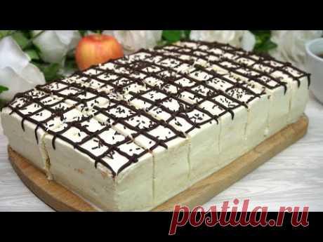 Вкуснее любого торта! «Яблочные облака». Получится Безумно вкусно у всех 100% с первого раза.