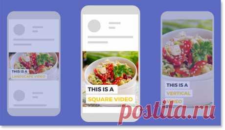 Как быстро и бесплатно сделать видео из фото и текста онлайн.