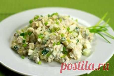 Салат «Фитнес-Оливье» — Sloosh – кулинарные рецепты