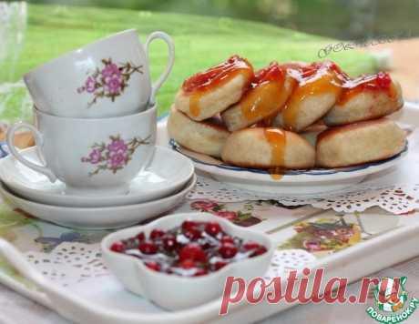 Оладьи бабушки Мадлены – кулинарный рецепт