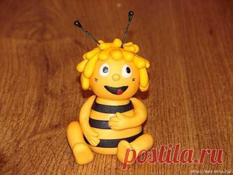 Лепим пчёлку