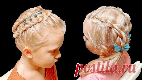 Прически на длинные волосы: красота, шарм, очарование | LittleMods | Яндекс Дзен