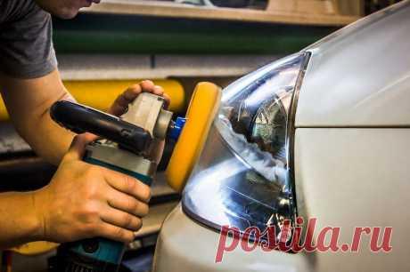 Кто отремонтирует автомобильную оптику?