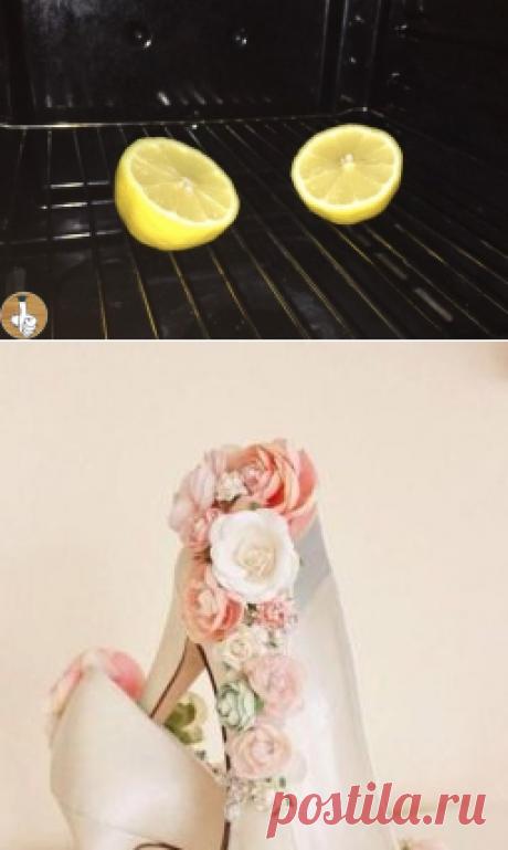Быстрый и ленивый способ вымыть духовку