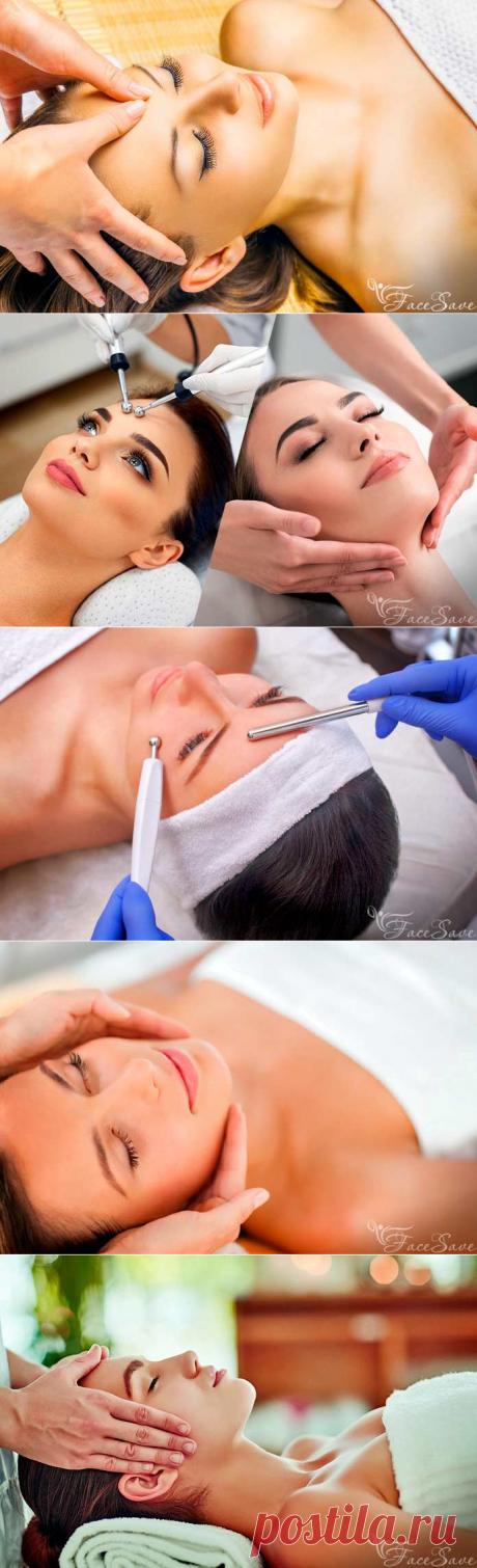 Лимфодренажный массаж лица: виды, техника в салоне и дома, видео
