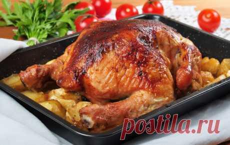 Очень вкусная курица в духовке菱 Кто хочет рецепт курица, которая точно всем понравится? У меня есть такой!... Читай дальше на сайте. Жми подробнее ➡