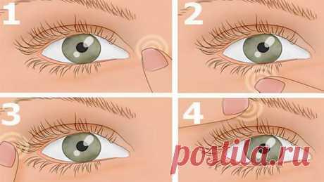 Массаж глаз для восстановления зрения! Вижу без очков в разы лучше… Если потратить на массаж глаз всего 10 минут в день, можно добиться замечательных результатов! У меня близорукость, и я работаю за компьютером. Очень часто болят глаза в конце рабочего дня, а когда вы