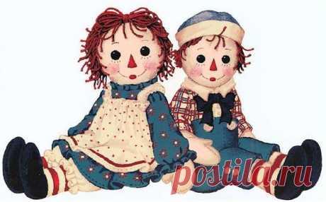 Как сшить куклу-тыквоголовку   all Dolls