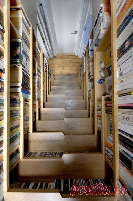 22 оригинальные идеи для маленькой квартиры. Я даже не знал, что такое чудо существует!
