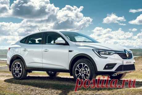 Выпуск новых Renault Arkana, на Российских запчастях | AUTOSPAWN