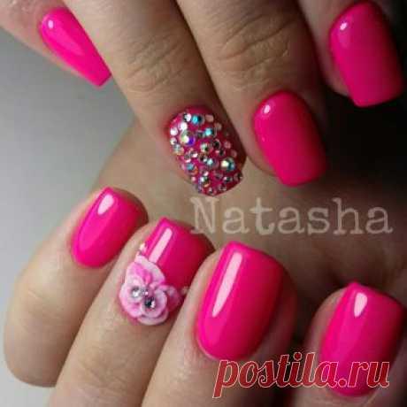 Короткие ногти 23 фото и идей маникюра -Фото – модный дизайн ногтей