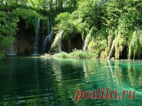 """Национальный парк """"Плитвицкие озера"""". Фото Татьяны Барковой"""