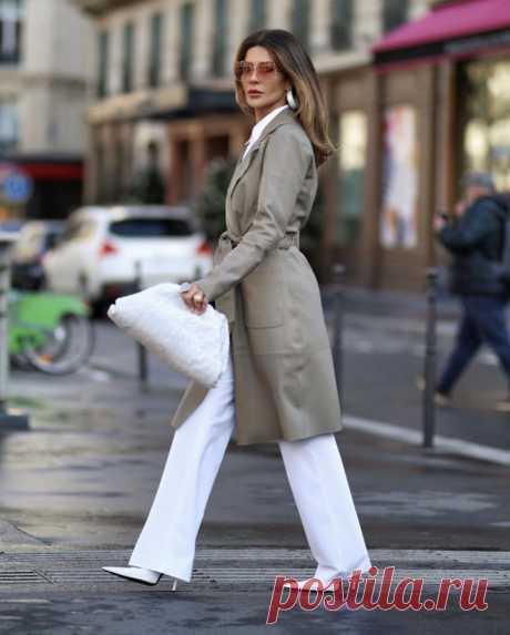 Модная офисная одежда осень 2020: идеи, в которых вы достойно представите себя в коллективе