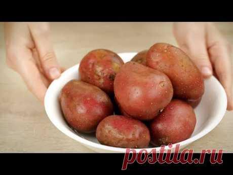 Гениально просто! Картофель по-новому. Быстро и очень доступно. Обожаю эти рецепты!