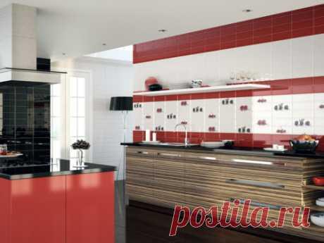 Отделка стен на кухне: варианты отделочного материала и современные идеи