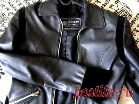 Как своими руками перешить кожаную куртку: пошаговая инструкция, видео