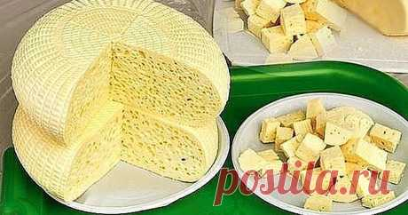 Домашние сыры — 6 рецептов приготовления Готовим свой домашний сыр. Не хуже импортного! 1.Ароматный домашний сыр Ингредиенты: 1л...