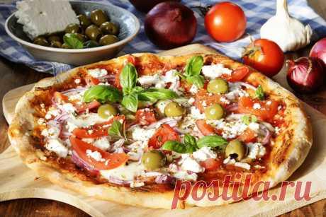 Как приготовить вкусную пиццу: 7 оригинальных рецептов