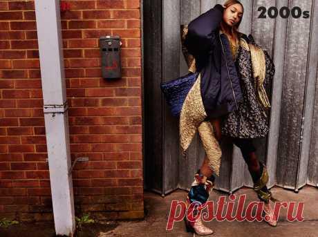 Эксклюзив – британском Vogue июня 2016 | VisualizingFashion