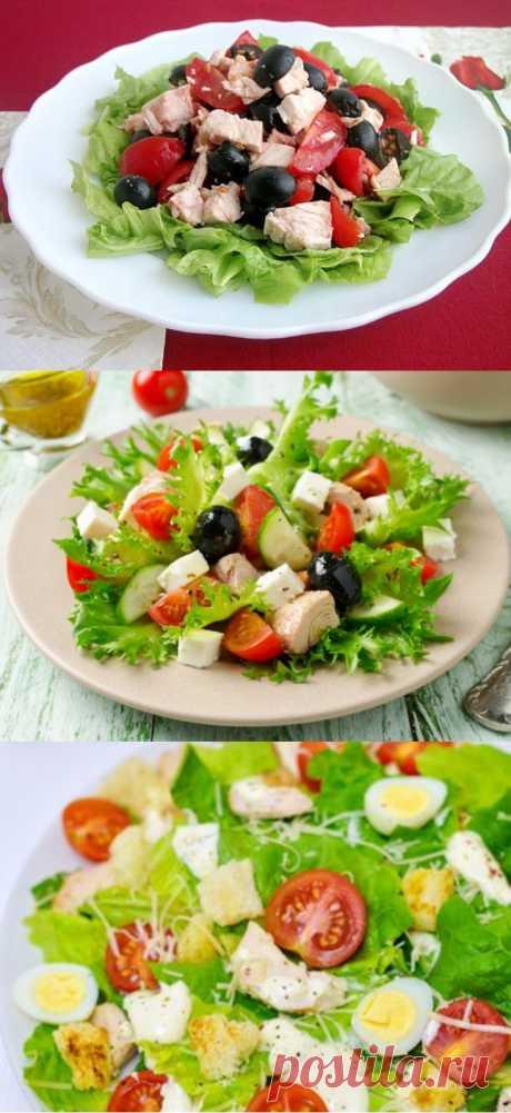 Салат «Отличный»: минимум компонентов и максимум вкуса! - Счастливый формат
