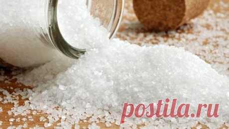 15 способов облегчить домашние дела с помощью соли - МирТесен
