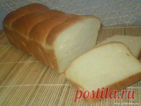 """(11) Хлеб домашний тостовый """"ОБЛАЧКО"""" - Ваши любимые рецепты - медиаплатформа МирТесен"""
