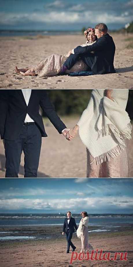 Раствориться друг в друге: love-story Саши и Маши - WeddyWood