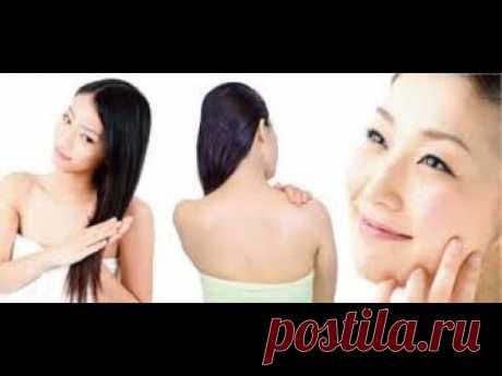 МАСЛО КАМЕЛИИ: от морщин и для укрепления волос.