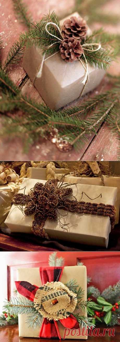Original ideas how to pack a New Year's gift (29 photos)