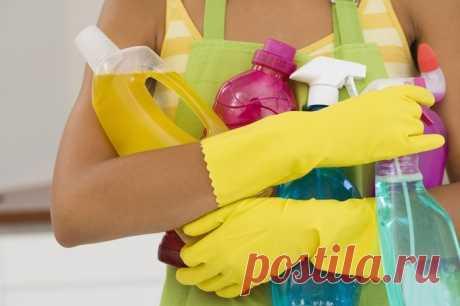 Ванна блестит, как новая! 3 рецепта домашних чистящих средств