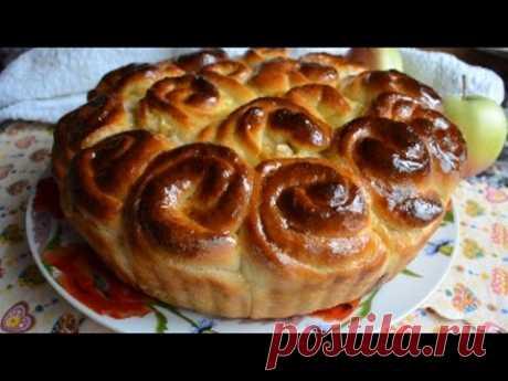 Воздушные булочки с яблоками на кефире - Люблю готовить - Страна Мам