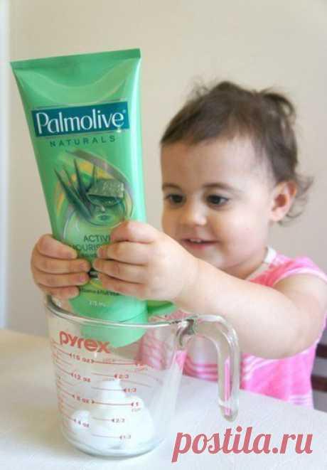 Как сделать необычный пластилин для детей — Полезные советы