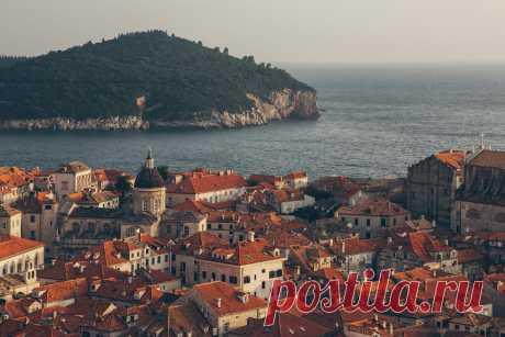 Стены Дубровника | Все о туризме и отдыхе