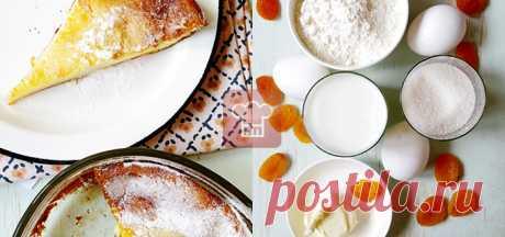 Фар бретон/Far breton | Кулинарный журнал Stay Delicious