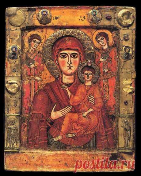 Икона Грузинской Божьей Матери: описание, история и молитва
