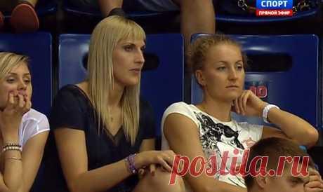 Наталья Водопьянова и Мария Черепанова