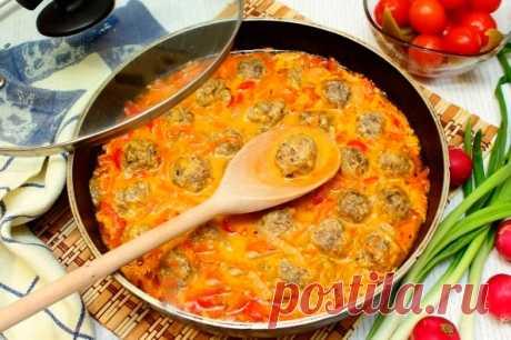 Фрикадельки с подливкой: рецепт с фото пошагово